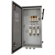 Ящик с рубильником с предохранителями ЯВЗ 32 №1910260-1970584