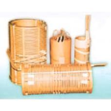 Обмотка трансформатора 320 кВА медь, низкое напряжение №2196305-2265662
