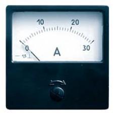 Микроамперметр М42170 учебный №1161280-1197952