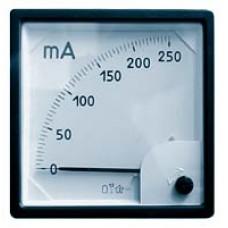 Амперметр М42272 со сменной шкалой №1156150-1192660