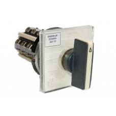 Переключатель ПМОФ90-444888/... Д48... 90–0–90° №1062100-1095640