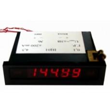 Миллиамперметр Щ02 №1167170-1204028