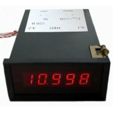 Миллиамперметр Щ02.01 №1165650-1202460
