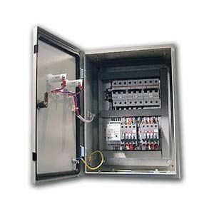 Шкафы распределения и учета электроэнергии ШРУЭ